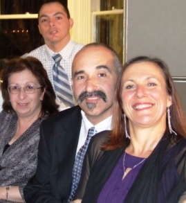 *L-R: Josie Sciacchitano, Dan Terzini, Joe Ansaldo and Victoria Thorneycroft.